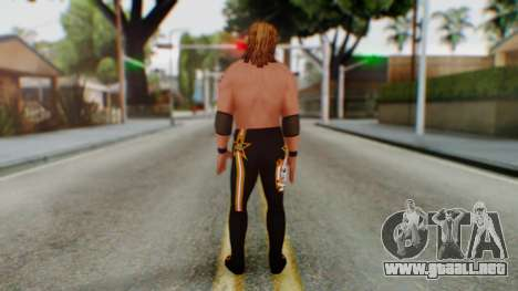WWE Edge 2 para GTA San Andreas tercera pantalla