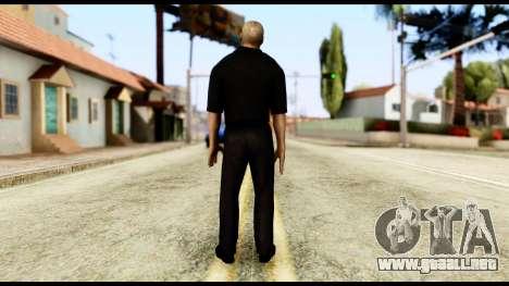 WWE SEC 1 para GTA San Andreas tercera pantalla