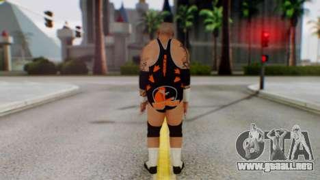 Brodus Clay 1 para GTA San Andreas tercera pantalla