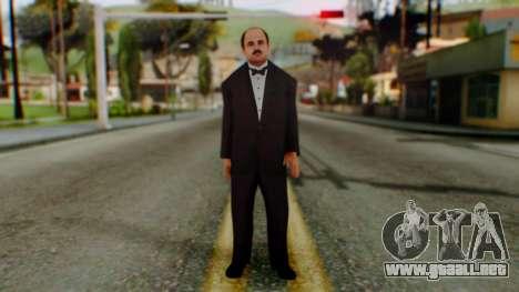 Howard Finkel para GTA San Andreas segunda pantalla