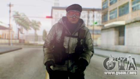 Counter Strike Online 2 Arctic para GTA San Andreas