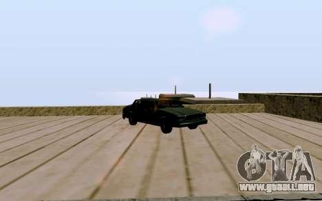 Realistic ENB v1.2.1 para GTA San Andreas segunda pantalla