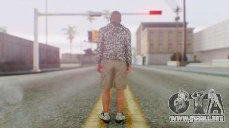 GTA 5 Michael para GTA San Andreas tercera pantalla