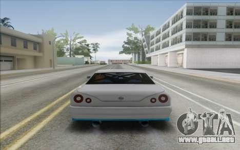 Elegy Drift King GT-1 [2.0] para GTA San Andreas left