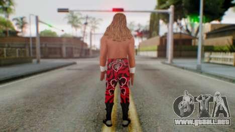 WWE HBK 1 para GTA San Andreas tercera pantalla