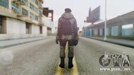 Counter Strike Online 2 Arctic para GTA San Andreas tercera pantalla