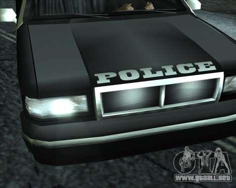 Vehículo Nuevo.txd v2 para GTA San Andreas twelth pantalla