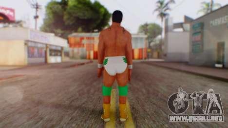WWE Alberto para GTA San Andreas tercera pantalla