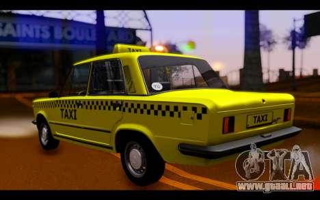 Zastava 125PZ Taxi para GTA San Andreas left