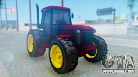 GTA 5 Stanley Fieldmaster para GTA San Andreas