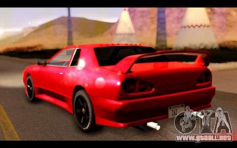 ElegyX para GTA San Andreas left