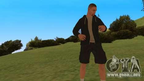 Time Animation para GTA San Andreas sucesivamente de pantalla