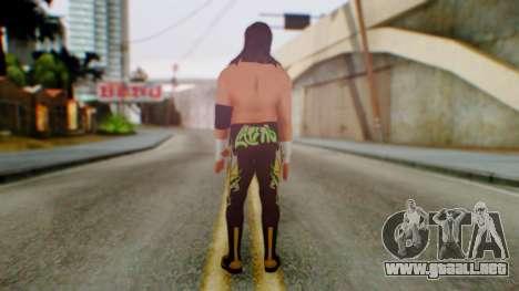 Eddie Guerrero para GTA San Andreas tercera pantalla
