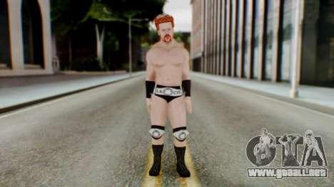 Sheamus 2 para GTA San Andreas segunda pantalla