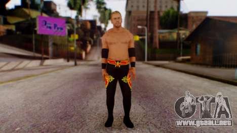 WWE Christian para GTA San Andreas segunda pantalla
