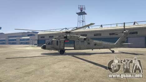 GTA 5 MH-60S Knighthawk segunda captura de pantalla