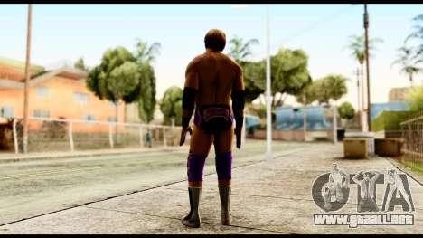 Zack Ryder 1 para GTA San Andreas tercera pantalla