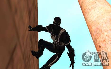 Agente de Veneno por Robinosuke para GTA San Andreas segunda pantalla