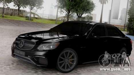 Mercedes-Benz E63 AMG PML Edition para GTA San Andreas
