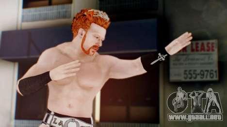 Sheamus 2 para GTA San Andreas