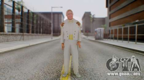 Bobby Heenan para GTA San Andreas segunda pantalla