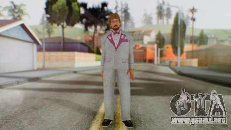 Dollar Man 2 para GTA San Andreas segunda pantalla