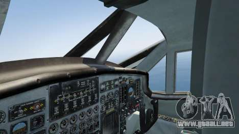 GTA 5 XB-70 Valkyrie sexta captura de pantalla