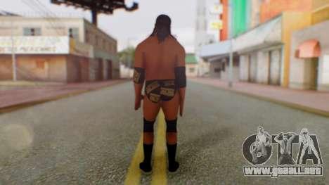 Razor Ramon para GTA San Andreas tercera pantalla