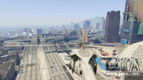 GTA 5 MH-60S Knighthawk séptima captura de pantalla
