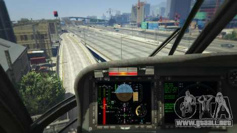 GTA 5 MH-60S Knighthawk cuarto captura de pantalla