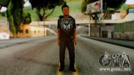 WWE Jerry Lawler para GTA San Andreas segunda pantalla