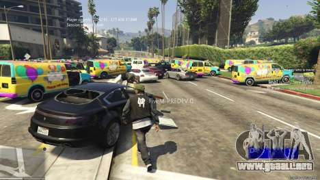 GTA 5 Grand Theft Auto 5 (GTA V): Guardar
