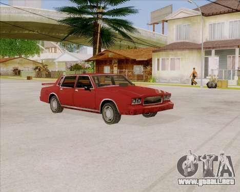TahomaNew v1.0 para GTA San Andreas