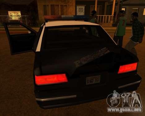 Vehículo Nuevo.txd v2 para GTA San Andreas quinta pantalla