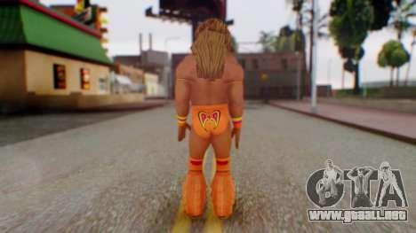 U Warrior para GTA San Andreas tercera pantalla