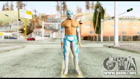 WWE Sin Cara para GTA San Andreas segunda pantalla