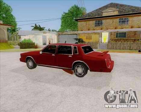 TahomaNew v1.0 para GTA San Andreas left