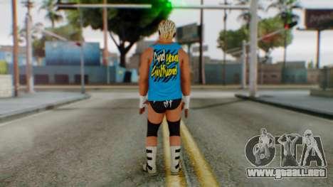Dolph Ziggler 2 para GTA San Andreas tercera pantalla