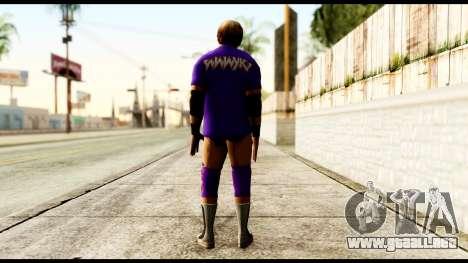 Zack Ryder 2 para GTA San Andreas tercera pantalla