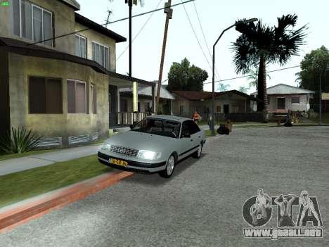 Audi 100 C4 1992 para la vista superior GTA San Andreas