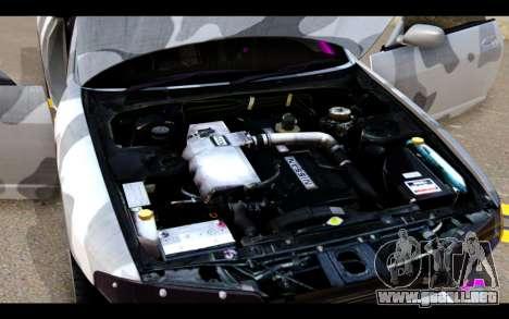 Nissan Skyline R33 Drift para la vista superior GTA San Andreas