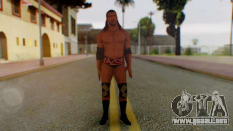Razor Ramon para GTA San Andreas segunda pantalla