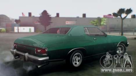 Ford Gran Torino 1974 IVF para GTA San Andreas left