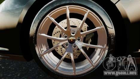 Lamborghini Asterion LP900 para GTA 4 visión correcta