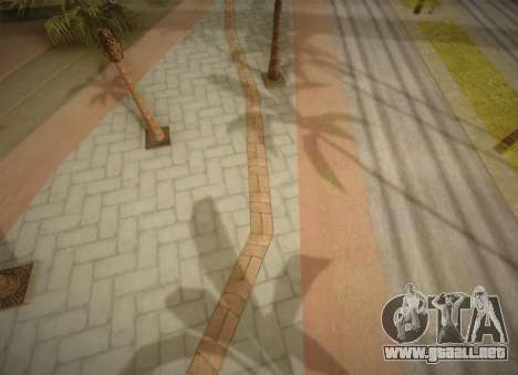 SA SuperPro ENB v1 para GTA San Andreas tercera pantalla