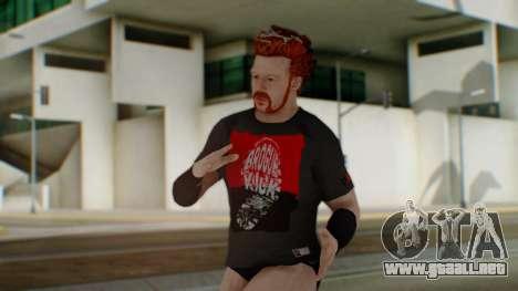 Sheamus 1 para GTA San Andreas