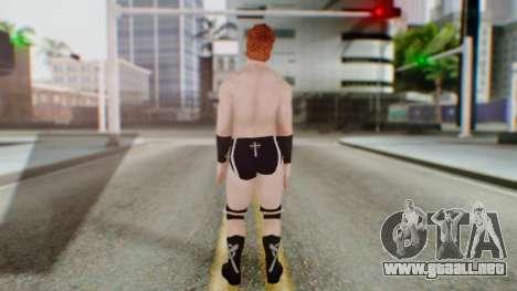 Sheamus 2 para GTA San Andreas tercera pantalla