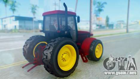 GTA 5 Stanley Fieldmaster para GTA San Andreas left