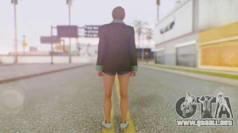 GTA Online Executives and other Criminals Skin 1 para GTA San Andreas tercera pantalla