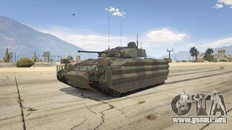 FV510 Warrior para GTA 5